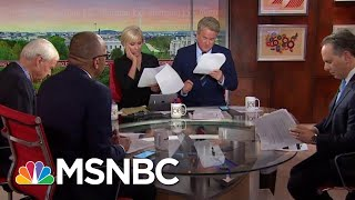 BREAKING: Full Whistleblower Complaint Released | Morning Joe | MSNBC