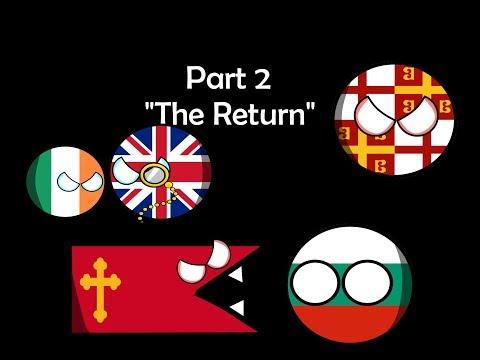 "Alternate Future of Europe | Part 2 - ""The Return"""