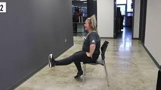 BOKS Burst: Chair Aerobics #1