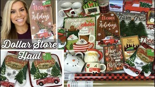 DOLLAR STORE CHRISTMAS HAUL | DOLLAR TREE, DOLLAR GENERAL & FAMILY DOLLAR | CHIC ON THE CHEAP