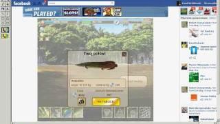 http://gonefishing.pl - Jak przyciąć screen z połowu w grze Gone Fishing w programie Paint