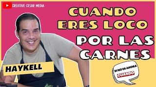 Entre Risas y Calderos: Cocinando con Haykell (#locosporlascarnes)