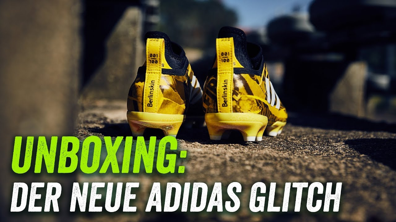 Exklusives Unboxing: GLITCH Limited City Skin Berlin