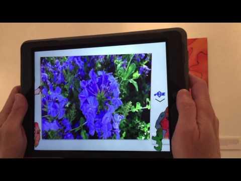 Permission To Enter  Augmented Reality (AR) Art Demo by Daniel Leighton