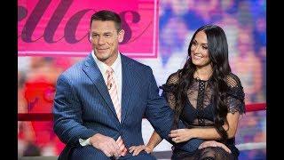 ULTIMA HORA John Cena y Nikki Bella VUELVEN a ser PAREJA