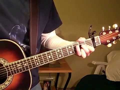 One Less Set Of Footsteps Jim Croce Cover Youtube