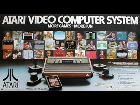 The Second Generation of Video Games: Console War 2