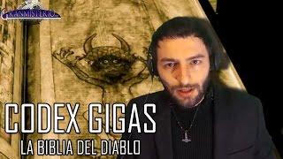 Codex Gigas - La bíblia del diablo