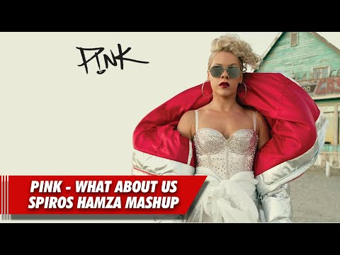 Pink - What About Us - (Spiros Hamza Remix) | Deep House Remix 2018