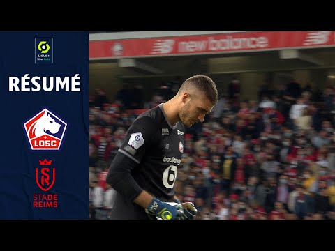 Lille Reims Goals And Highlights