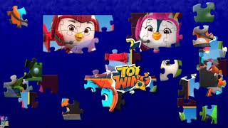 Top Wing Nick Jr Swift Brody Penny Rod Puzzle With Nursery Rhymes For Kids