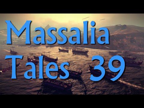 Massalia Tales Episode 39 - Rome II Narrative Let's Play (Divide Et Impera Mod)