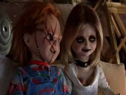 Chucky And Tiffany- You Touch My Tra La La