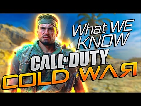 Black Ops Cold War: Everything We Know! (Call Of Duty 2020)