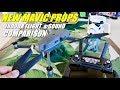 DJI MAVIC PRO Platinum Low Noise 8331 Propellers Review - Indoor Flight & Sound Comparison