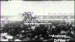 DiFilm - Argentina conquista la Copa de las Naciones (1964)