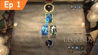 Elder Scrolls: Legends Gameplay! - New CCG!!