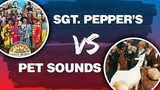 Sgt. Pepper's vs Pet Sounds | Marty Vs Marty