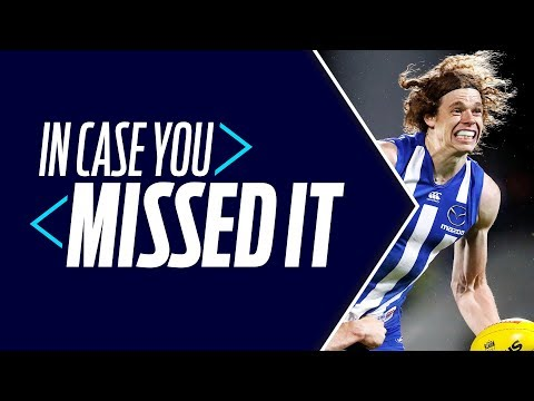 Which two clubs under the pump? - In Case You Missed It - Round 2 2018 - AFL