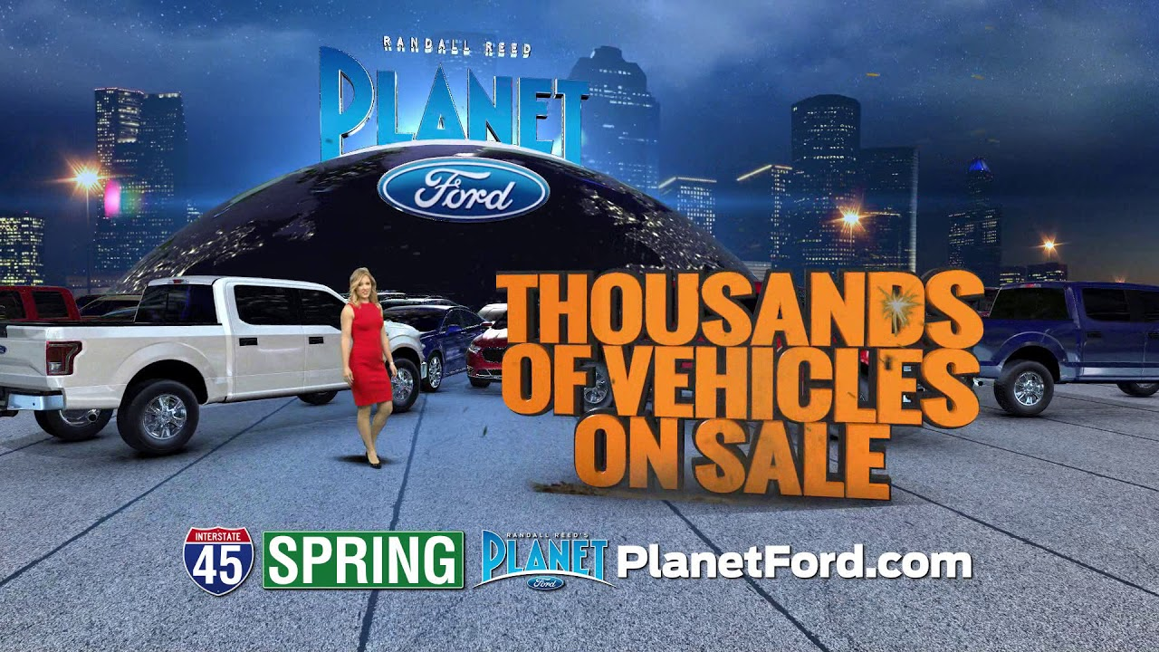 Planet Ford Spring >> Planet Ford Spring Emergency Ford Sale