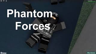 "Roblox Phantom Forces ""All my Friends are Dead"" Montage FT Paradox"