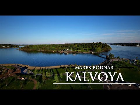 Kalvoya DJI drone