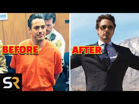 8 Actors Before And After They Got The Call From Marvel