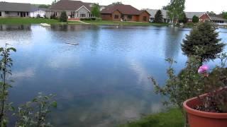 Flood in Ft. Pierre, South Dakota, 2011
