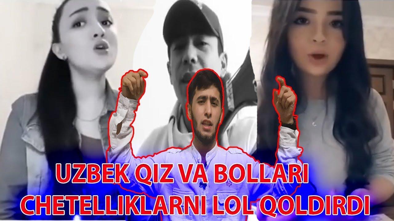 UZBEK QIZLAR VA BOLLARI CHET ELLIKLARDAN KOLISHMAYAPTI COVER MyTub.uz