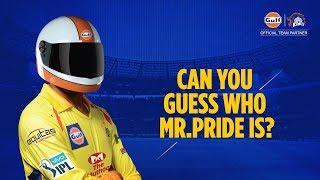 #IdhuNammaPride Contest - Guess who Mr.Pride is