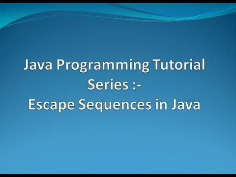 What are basic fundamentals of Java programming language