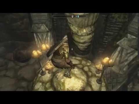Skyrim - Retrieving the last VESSEL in Valthume