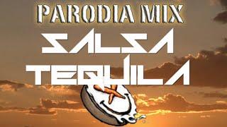 Parodia MIX 5 Muerte en Hawaii - CALLE 13 // Salsa tequila - ANDERS NILSEN · CDC PRODUCCIONES