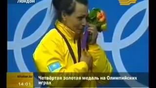 Четвёртая золотая медаль на олимпийских играх