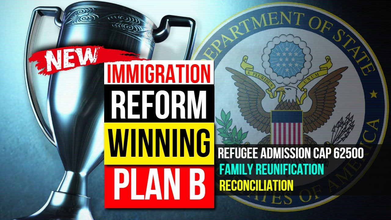 US Immigration Reform Bill : Winning Plan B for Citizenship, Green card and Visa backlog reduction