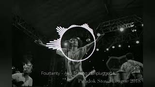 Download 8D Sound • Fourtwnty - Aku Tenang ( Unplugged ) • Use Headphone Recomended