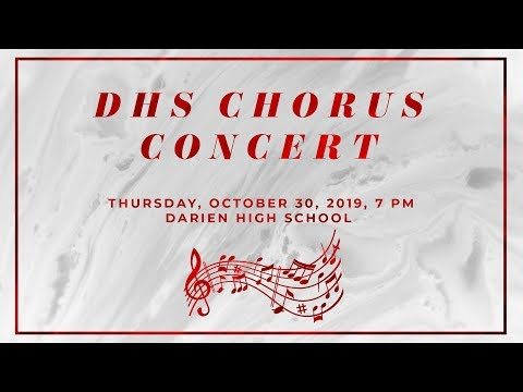 Darien High School Chorus Night Concert