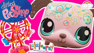 Toy Hunting #2: Thrift Store And The Flea Market Littlest Pet Shop Mini Lalaloopsy Garbage Truck