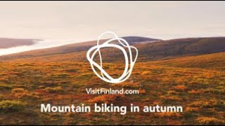 Mountain Biking in Finnish Lapland - Autumn