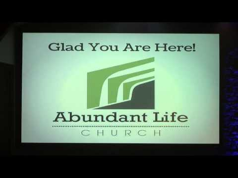 Abundant Life Preschool Event Live Stream