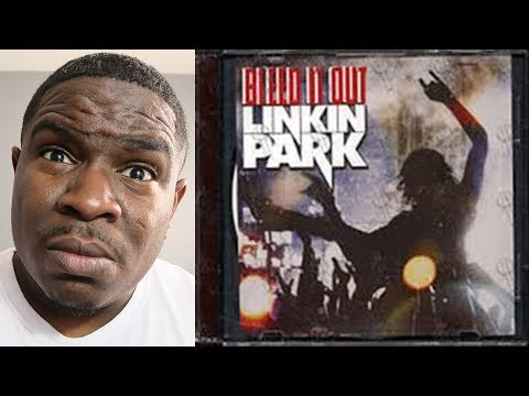 FIRST TIME HEARING - linkin park bleed it out lyrics - REACTION