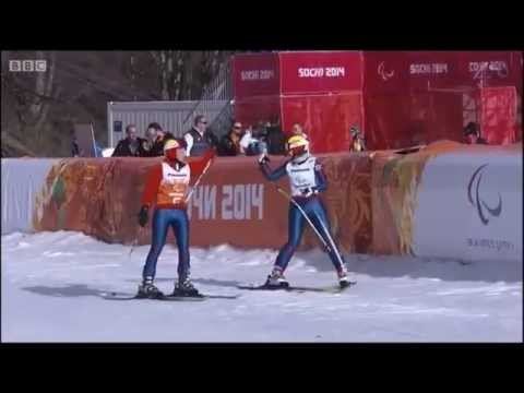 Kelly Gallagher takes Gold