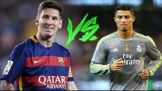 Cristiano VS Messi | Ronaldo The Crying Game