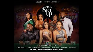 THE SET UP MOVIE REVIEW | ADESUA ETOMI | LATEST NIGERIAN MOVIE 2019