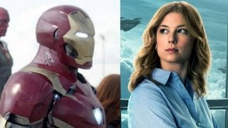 Emily VanCamp Talks Fight Scenes In 'Captain America: Civil War'