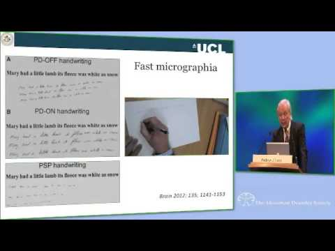 Stanley Fahn Presidential Lecture with Andrew Lees - Dublin, Ireland, June 2012