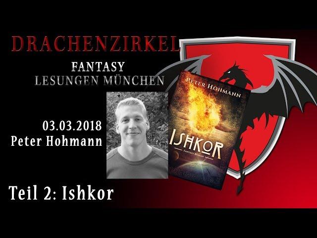 Lesung - ISHKOR - Peter Hohmann - 03. März 2018