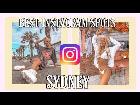 SYDNEY: BEST INSTAGRAM PHOTO LOCATIONS (VLOG)