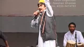 Islamabad Pakhtoon Night -14 July 2012-  Part - 8    shagufta khan  dildar khan