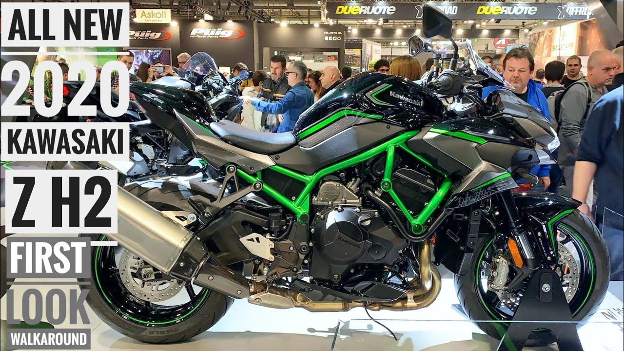 New 2020 Kawasaki Z H2 Motorcycles in O Fallon, IL | Stock